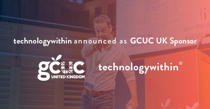 GCUC announcement image
