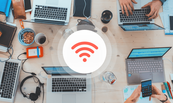 WiFi in your Workspace