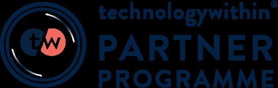partner programme- technologywithin accredited partner scheme