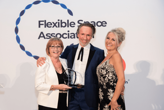 be offices FlexSa Uk Workspace Award