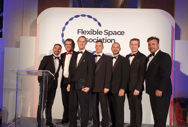 Sales & Marketing Director Richard Morris FlexSA UK Awards 2019