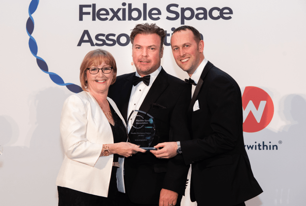 technologywithin FlexSA Flexible Workspace Partner of The Year Award