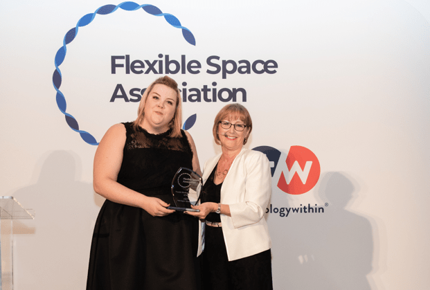 portal business centres FlexSa Uk Workspace Award