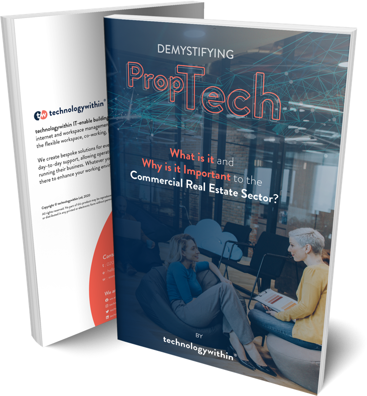 Demystifying PropTech - What is it and Why is it important to the Commercial Real Estate Sector