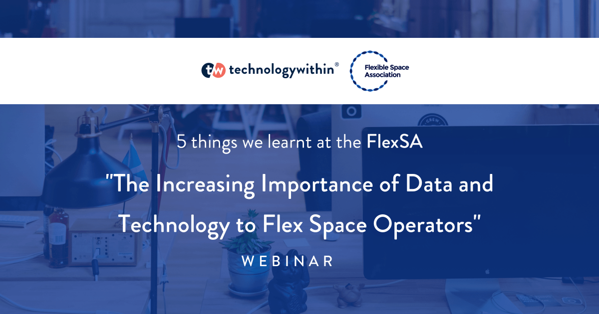 FlexSA Data Webinar
