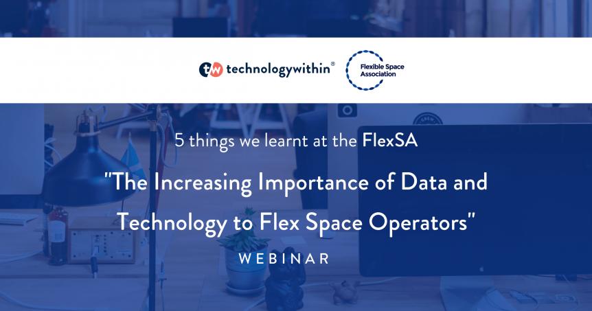 FlexSA Data Webinar