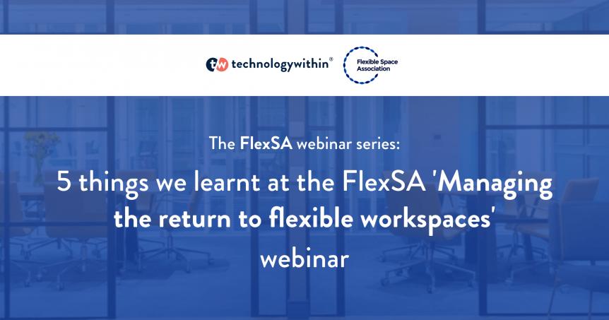 FlexSA webinar